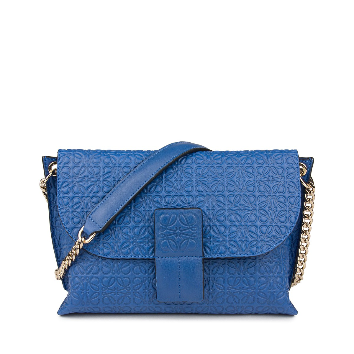 Avenue Bag in Electric Blue
