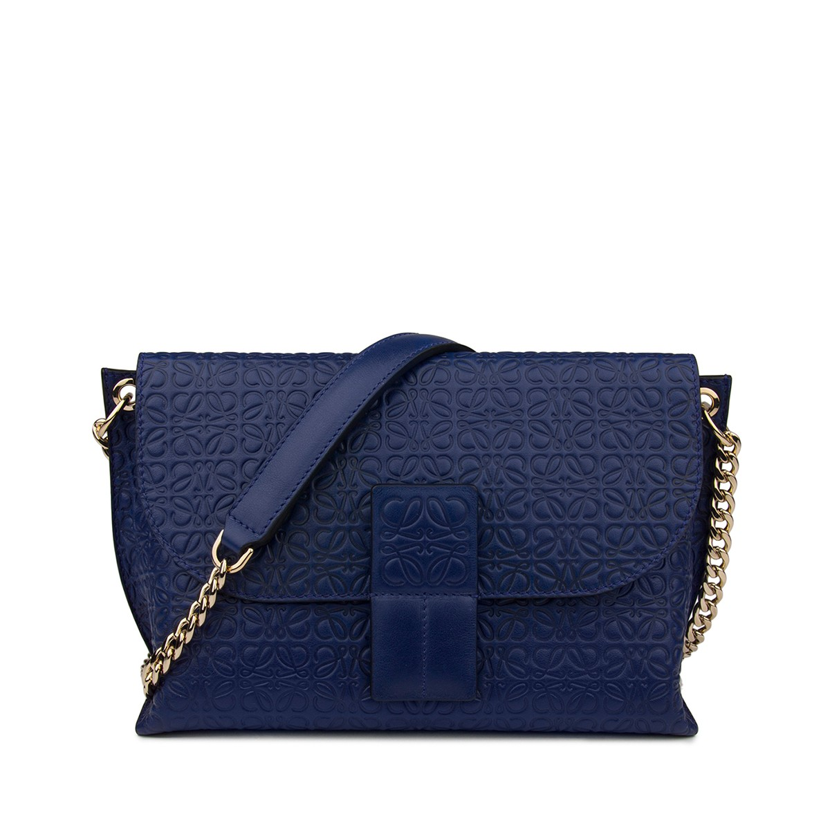 Avenue Bag in Marine