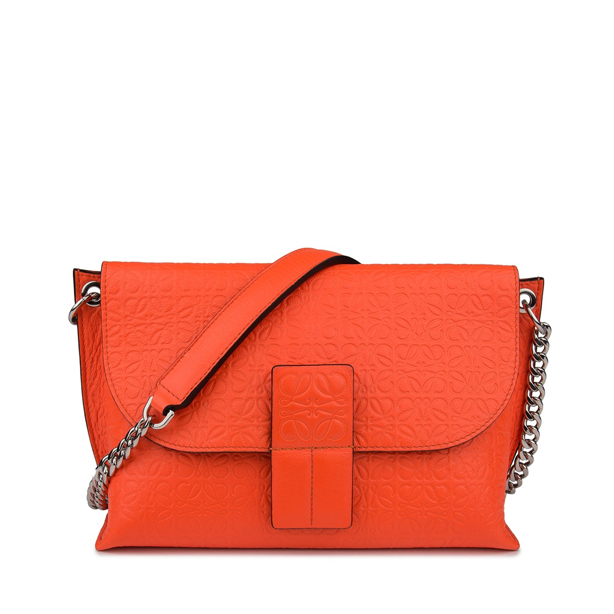 Avenue Bag in Orange