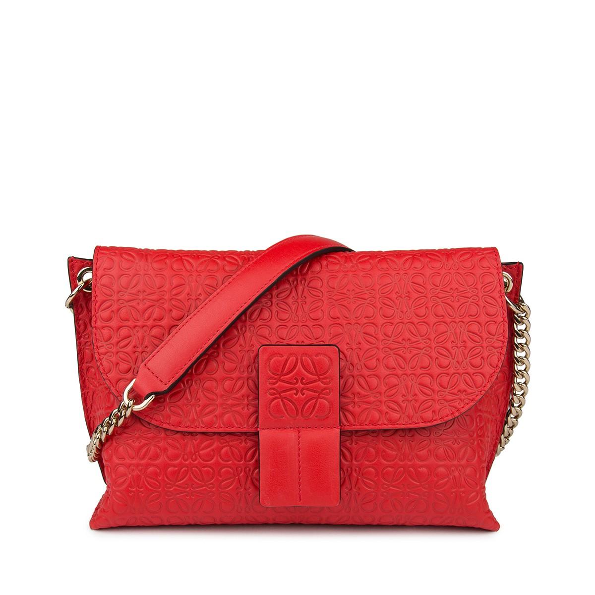 Avenue Bag in Red