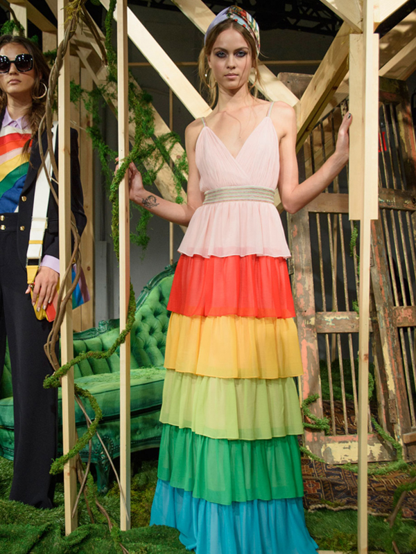Alice and Olivia NYFW SS'17